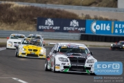 Steve van Bellingen - Erik Qvick - BMW WTCC - Comparex Racing - Supercar Challenge - Supersportklasse - Paasraces 2015 - Circuit Park Zandvoort