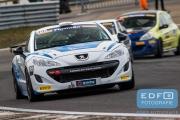 Chris Voet - Bart van den Broeck - Peugeot RCZ - Traxx Racing - Supercar Challenge - Sportklasse - Paasraces 2015 - Circuit Park Zandvoort