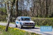 Wilbert van den Burg - Niek Oude Luttikhuis - Volkswagen Golf GTi - Rally van Putten 2015