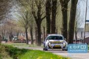 Hans Weijs - Wim Vleugels - Volkswagen Golf 4 Kitcar - Short Rally van Putten 2015