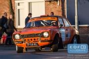 Erik Bloemendaal - Tom Kruiskamp - Ford Escort - Rally van Putten 2015