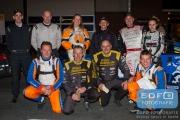 Stijn van Bree - Marco Schillemans - Erwin Klippel - Jouri Dockx - Roel van der Zanden - Ilse van de Sande - Arjan Heijstek - Saskia Bleijenberg - Gerard Tijink - Tim Rietveld - Nissan 350Z Challenge - Rally van Putten 2015