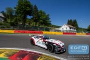 Eric van den Munckhof - Munckhof Racing - vd Pas Racing - BMW Z4 - Supercar Challenge - Spa Euro Race - Circuit Spa-Francorchamps