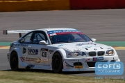 Rick Renmans - BMW E46 - JR Motorsport - Supercar Challenge - Spa Euro Race - Circuit Spa-Francorchamps