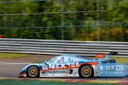 Berry van Elk - Blue Berry Racing - Mosler MT900R - Supercar Challenge - Spa Euro Race - Circuit Spa-Francorchamps