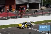 Philippe Bonneel - Bas Schouten - EMG Motorsport - BMW M3 E92 - Supercar Challenge - Spa Euro Race - Circuit Spa-Francorchamps