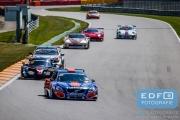 Max Koebolt - Pol Stoffel - Day-V-Tec - Volvo S60 V8 - Supercar Challenge - Spa Euro Race - Circuit Spa-Francorchamps