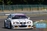Rick Renmans - JR Motorsport - BMW E46 - Supercar Challenge - Spa Euro Race - Circuit Spa-Francorchamps