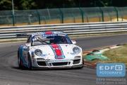 Daan Meijer - Lammertink Racing - Porsche 997 GT3 - Supercar Challenge - Spa Euro Race - Circuit Spa-Francorchamps