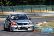 Bob Herber - Rapide Racing - Mercedes C63 - Supercar Challenge - Spa Euro Race - Circuit Spa-Francorchamps