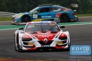 Jürgen Smet - Jaime Font Casas - Monlau Competicion - Renault RS01 - Supercar Challenge - Spa Euro Race - Circuit Spa-Francorchamps
