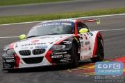 Eric van den Munckhof - Munckhof Racing / Vd Pas Racing - BMW Z4 - Supercar Challenge - Spa Euro Race - Circuit Spa-Francorchamps