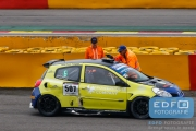 Frank Bédorf - Marco Poland - Spirit Racing - Renault Clio RS 2.0 - Supercar Challenge - Spa Euro Race - Circuit Spa-Francorchamps