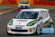 Wiebe Wijtzes - EMG Motorsport - Renault Clio 3 - Supercar Challenge - Spa Euro Race - Circuit Spa-Francorchamps