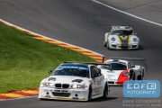 Richard Neary - Martin Short - Rollcentre Racing - BMW M3 V8 - Supercar Challenge - Spa Euro Race - Circuit Spa-Francorchamps