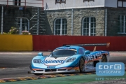 Berry van Elk - BlueBerry Racing - Mosler MT900R GT3 - Supercar Challenge - Spa Euro Race - Circuit Spa-Francorchamps