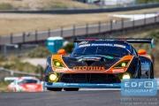Roger Grouwels - Kelvin Snoeks - Dodge Viper GT3-R - Team RaceArt - Supercar Challenge DTM - Circuit Park Zandvoort