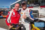 Nicolas van Dierendonck - Jeffrey van Hooydonk - Shipex SRT Racing - Supercar Challenge DTM - Circuit Park Zandvoort