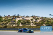 Henry Zumbrink - Volvo S60 V8 - Volvo Reede Racing by Day-V-Tec - Supercar Challenge DTM - Circuit Park Zandvoort
