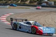 Javier Morcillo - Manuel Cintrano - Mosler MT900R GT3 - Neil Garner Motorsport - Supercar Challenge DTM - Circuit Park Zandvoort