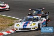 Nicolas Vandierendonck - Jeffrey van Hooydonk - Corvette ZR1 GT1 - Shipex SRT Racing - Supercar Challenge DTM - Circuit Park Zandvoort