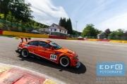 Marcel van de Maat (NL) - Peter Schreurs (NL) - BMW E46 GTR - BS Racing Team - 10 June 2016- Spa Euro Races 2016 - 3rd round of the Supercar Challenge powered by Pirelli 2016