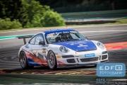 Marcel van Berlo (NL) - Porsche 997 Cup - Van Berlo Racing - 10 June 2016- Spa Euro Races 2016 - 3rd round of the Supercar Challenge powered by Pirelli 2016