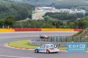 Ronald van Loon (NL) - Luuk van Loon (NL) - BMW E46 M3 - BlueBerry Racing - 11 June 2016- Spa Euro Races 2016 - 3rd round of the Supercar Challenge powered by Pirelli 2016