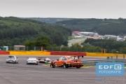 Marcel van de Maat (NL) - Peter Schreurs (NL) - BMW E46 GTR - BS Racing Team - 11 June 2016- Spa Euro Races 2016 - 3rd round of the Supercar Challenge powered by Pirelli 2016