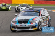 Harold Wisselink (NL) - Toon Rutgers (NL) - BMW - Bronckhorst Car Racing - 11 June 2016- Spa Euro Races 2016 - 3rd round of the Supercar Challenge powered by Pirelli 2016