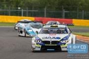 Ward Sluys (B) - Chris Mattheus (M) - BMW M4 Silhouette - JR Motorsport - 11 June 2016- Spa Euro Races 2016 - 3rd round of the Supercar Challenge powered by Pirelli 2016