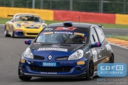 Stan van Oord (NL) - Renault Clio RS 2.0 - Spirit Racing - 11 June 2016- Spa Euro Races 2016 - 3rd round of the Supercar Challenge powered by Pirelli 2016