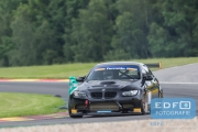 Dan Stringfellow (UK) - BMW E92 M3 - Intersport Racing - 11 June 2016- Spa Euro Races 2016 - 3rd round of the Supercar Challenge powered by Pirelli 2016