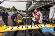 Milan Dontje (NL) - Frits van Eerd (NL) - Jan Lammers (NL) - Ligier LMP3 - Dayvtec - 11 June 2016- Spa Euro Races 2016 - 3rd round of the Supercar Challenge powered by Pirelli 2016