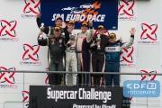Ronald van Loon (NL) - Luuk van Loon (NL) - Bas Schouten (NL) - Joris Schouten (NL) - Dennis Houweling (NL) - Aart-Jan Ringelberg (NL) - 11 June 2016- Spa Euro Races 2016 - 3rd round of the Supercar Challenge powered by Pirelli 2016