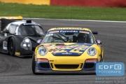 Dirk Schulz (D) - Jean-Marc Schulz (D) - Porsche 997 Cup - Topper Team - 12 June 2016- Spa Euro Races 2016 - 3rd round of the Supercar Challenge powered by Pirelli 2016