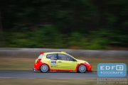 Frankenhout - Bédorf - Spirit Racing - Renault Clio 2.0 16v EVO - Supercar Challenge - Syntix Super Prix - Circuit Zolder
