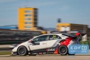 Kevin Gleason - West Coast Racing - Honda Civic TCR - TCR International Series - Circuit Ricardo Tormo Valencia