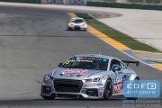 Mikhail Grachev - Liqui Moly Team Engstler - Audi TT - TCR International Series - Circuit Ricardo Tormo Valencia