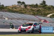Kevin Gleason - West Coast Racing - Honda Civiv TCR - TCR International Series - Circuit Ricardo Tormo Valencia