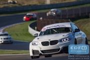 Remon Vos- Kevin Veltman - Kevin Veltman Racing III - BMW M235 - Zandvoort 500 - Winter Endurance Kampioenschap 2014-2015