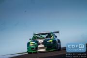 Hans van Beek - Joey van Beek - Ciass Racing - BMW E46 M3 GTR - Zandvoort 500 - Winter Endurance Kampioenschap 2014-2015