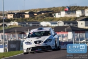 Martin van den Berge - Gijs Bessem - Just Motorsport - NKPP Racing - Bas Koeten Racing - Seat Leon Supercopa - Zandvoort 500 - Winter Endurance Kampioenschap 2014-2015