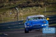 Gideon Wijnschenk - Jan van Es - Team ALS-MinE - Porsche 968 - Zandvoort 500 - Winter Endurance Kampioenschap 2014-2015