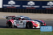 Jan Storm Sr. - Jan Storm Jr. - BMW Z4 GT3 - MDM Storm Tagpoint - Zandvoort 500 - Winter Endurance Kampioenschap 2014-2015