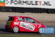 Jim van den Heuvel - Jasper van den Heuvel - Heuvel Motorsport - Mitsubishi Colt - Zandvoort 500 - Winter Endurance Kampioenschap 2014-2015