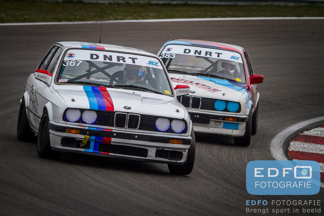 Jessie Hemink - BMW E30 - BMW 325i - E30 Cup - DNRT Finale Races 2014 Auto's A - Circuit Park Zandvoort