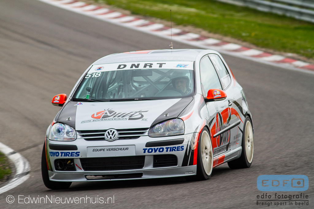 Duits Racing in de DNRT Endurance Race