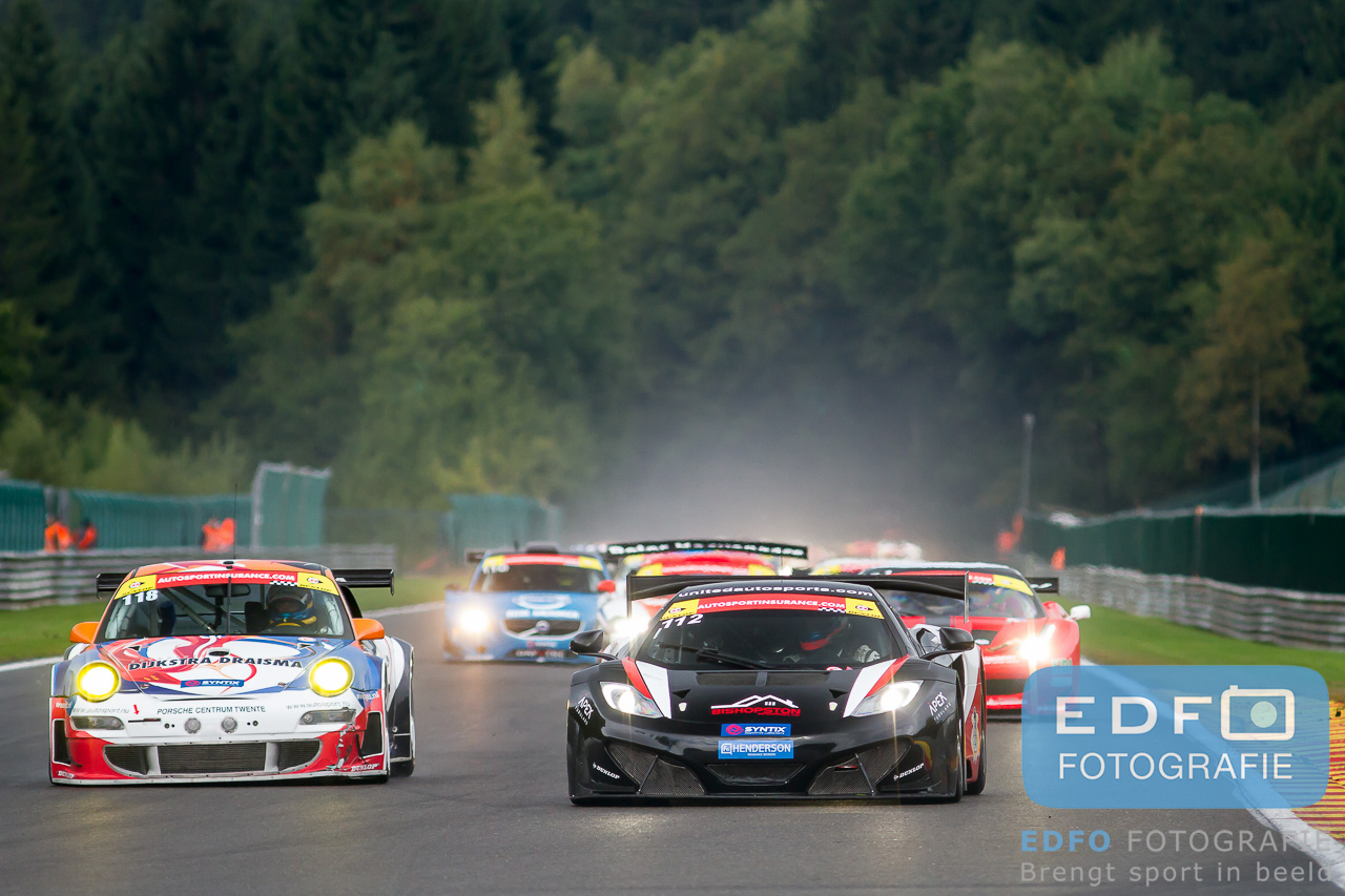 Racing Festival Spa-Francorchamps - Start Supercar Challenge