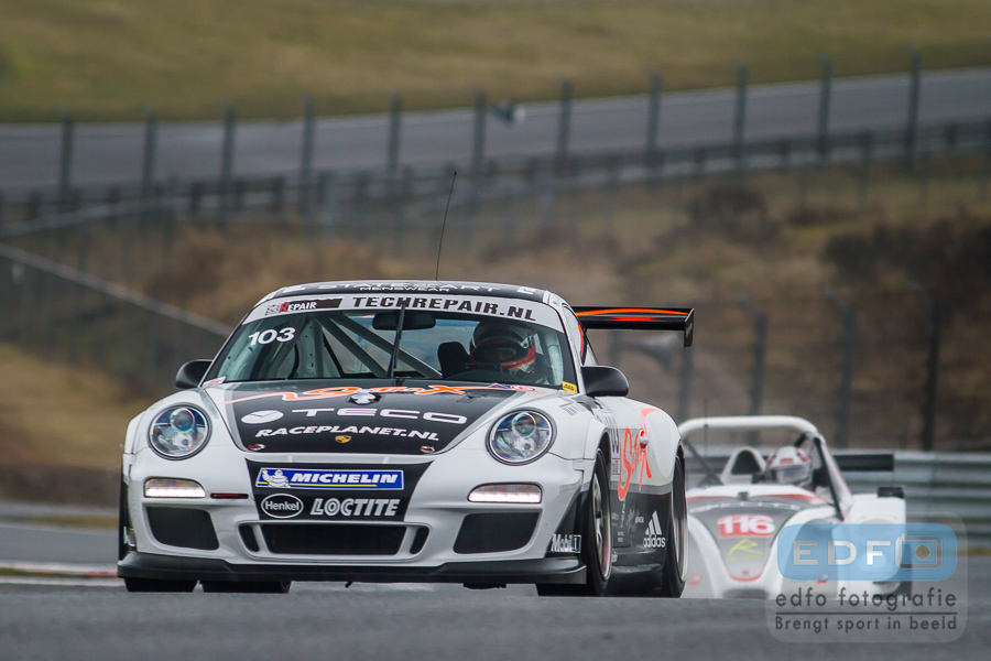 Sotrax Albert Porsche - DNRT WEK Final 4